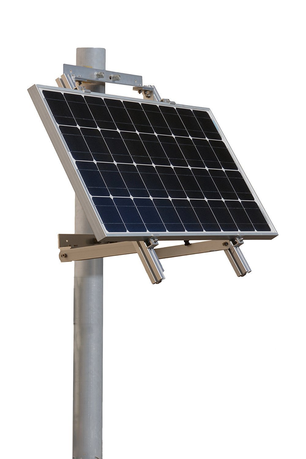 Renogy Solar Panel Side Of Pole Mount For 50w 100w Solar